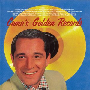 Como's Golden Records Album