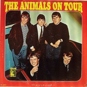 The Animals on Tour Album