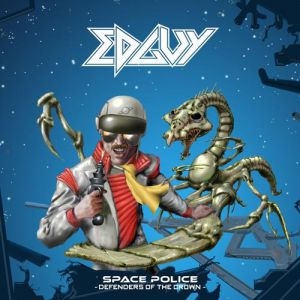 Space Police: Defenders of the Crown Album