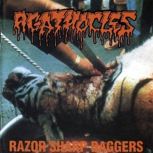 Razor Sharp Daggers Album