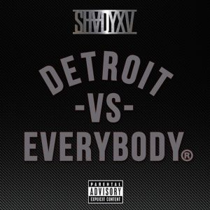 Detroit vs. Everybody Album