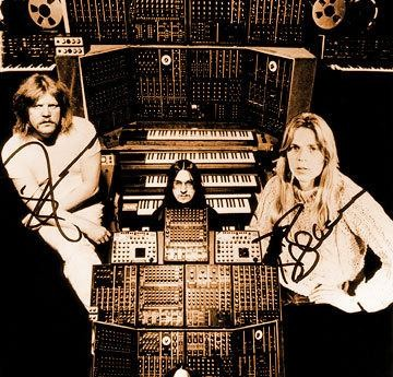 Tangerine Dream Lyrics